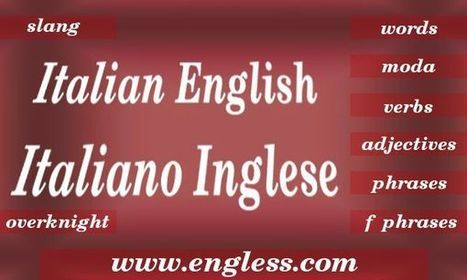 Italian Quizzes for Language Students - Quiz Lingua Inglese per Italiani | Viajar y aprender | Scoop.it