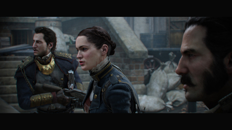 Fail forward! 'The Order: 1886' Is A Beautiful, Failed Experiment In 'Cinematic' Gaming | 3D animation transmedia | Scoop.it
