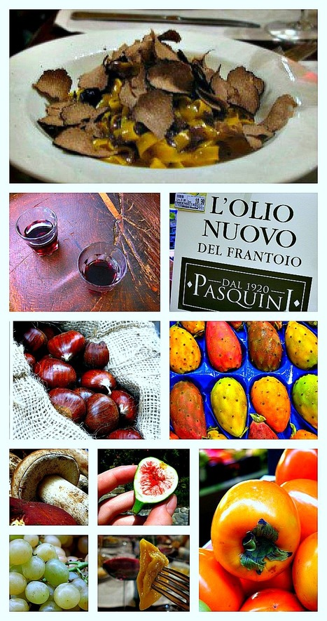 Top 10 foods to eat in Italy (and Le Marche) in the Autumn | Hideaway Le Marche | Scoop.it