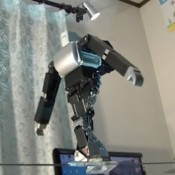 Quite impressive : Robot Walks a Tightrope | Robot&Co | Scoop.it
