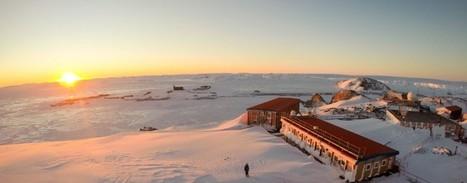 New Video !! - Coco et Julien en #Antarctique #TAAF #video | Hurtigruten Arctique Antarctique | Scoop.it