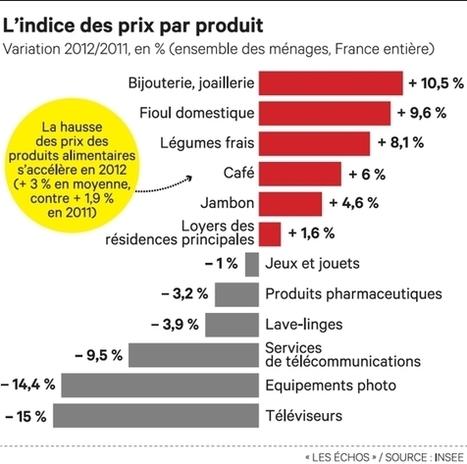 Effet Free Mobile : L'INSEE constate une forte baisse des prix des ... - Univers Freebox | free | Scoop.it