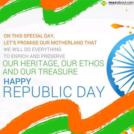 Republic Day SMS, Republic Day Messages | Maxabout SMS & Greetings | Scoop.it