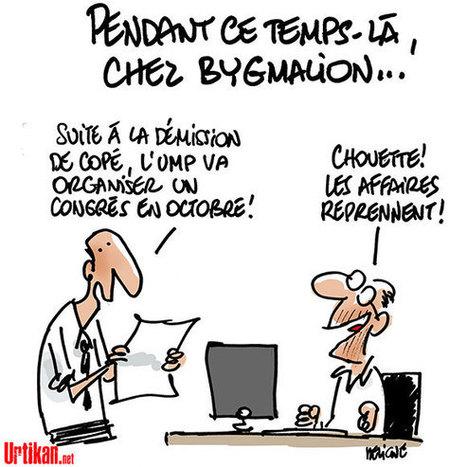 Bygmalion, une société très proche de Copé et de l'UMP | Baie d'humour | Scoop.it