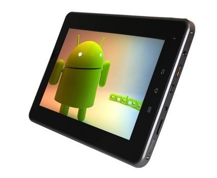 iRulu 7 inch Android 4.0 OS Cortex A10 5 Point Capacitive Touchscreen Tablet | Best Reviews of Android Tablets | Scoop.it