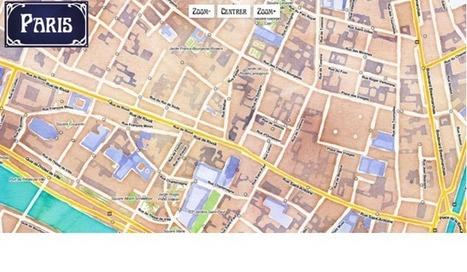 Parisiens, d'où vient le NOM de votre rue?   URBANmedias   Scoop.it