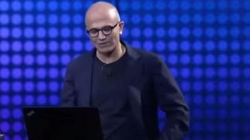 "L'assistente vocale non funziona, figuraccia per il ceo di Microsoft | L'impresa ""mobile"" 