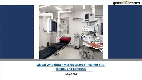Global Wheelchair Market Research reports | Research On Global Markets | Scoop.it