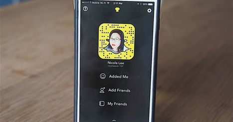 I quick intro to Snapchat... so you can understand what your kids are raving about | Digital Transformation of Businesses | Scoop.it