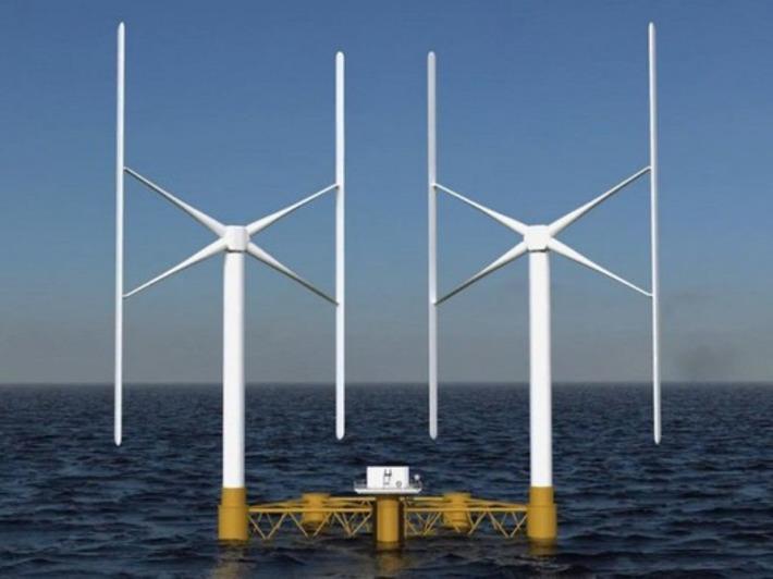 Nénuphar, un vent de nouveauté dans les éoliennes   ISR, RSE & Développement Durable   Scoop.it