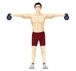 5 Dumbbell Exercises To Add To Your Exercise Routine | Fitness, Health, Running and Weight loss | Scoop.it
