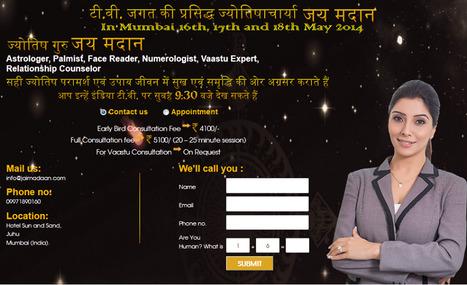 Attend Jai Madaan Mumbai Workshop to discover your good fortune   JAI MADAAN   Scoop.it