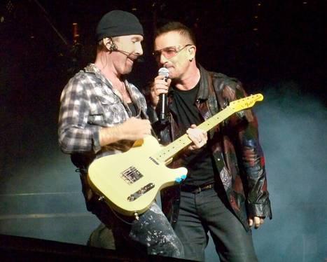 Un album de U2 entre aux archives de la Bibliothèque du Congrès américain   Digital - Entreprise 2.0 - Social - Knowledge   Scoop.it