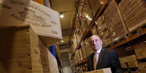 Un vaste entrepôt pour les vins à l'export | Groupe et Marques CCI de Bordeaux | Scoop.it