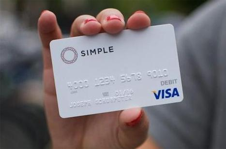 « Simple », la banque qui veut révolutionner la banque - Les Échos | Banking The Future | Scoop.it