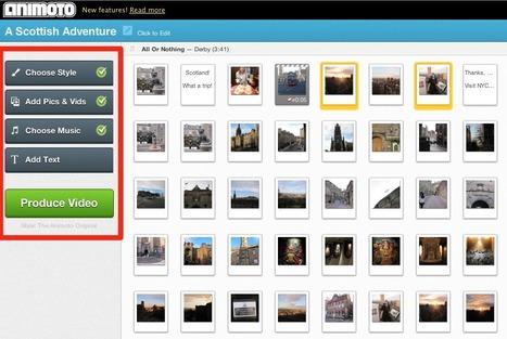 Creating Videos Just Got Better.   Aplicaciones y Herramientas . Software de Diseño   Scoop.it