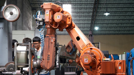 China's robot revolution - FT.com | Business Transformation | Scoop.it