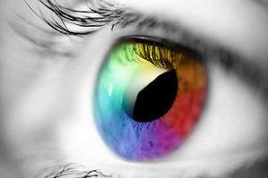 El color es construido por el cerebro de la misma forma que las palabras | El color | Scoop.it