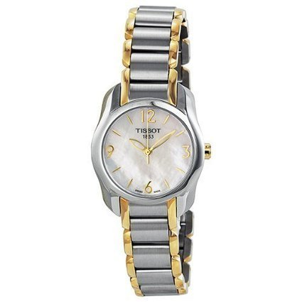 Tissot T Wave Mother Two tone T0232102211700 | Shop Watch Bands | Scoop.it