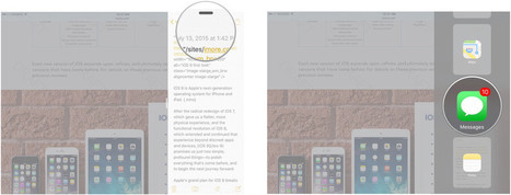 How to use slide over multitasking on your iPad   Edu Technology   Scoop.it