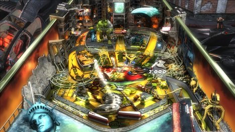 PC Game : Pinball FX 2 (2013) | Free Services To get (PC Games, Applications/Softwares, Movies, E-Books, TV Shows) | PC-Game, Applicaton, Movies | Scoop.it