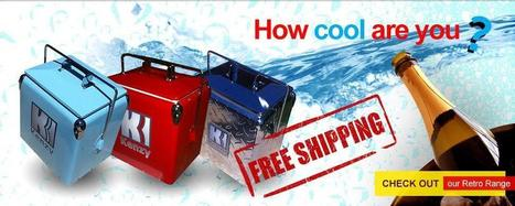 Find the Best Esky Cooler for Camping and Fishing | Beer and Wine Coolers | Scoop.it