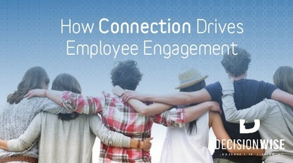"""How Connection Drives Employee Engagement 