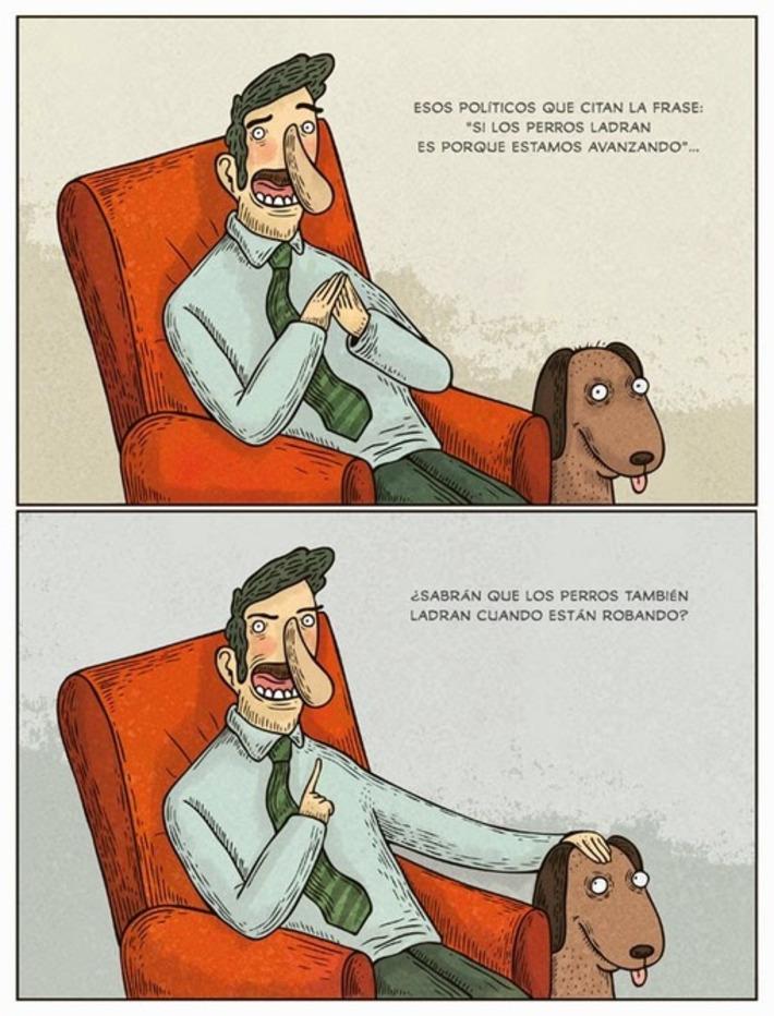 Si los perros ladran... alberto montt: 208 | Partido Popular, una visión crítica | Scoop.it