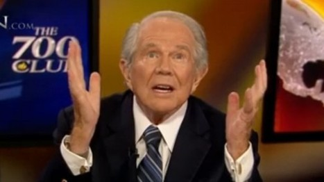 Pat Robertson threatens documentary team over film that says his Africa charity is a fraud   Gender, Religion, & Politics   Scoop.it