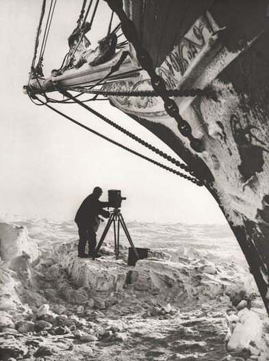 Photog Documented Being Stranded in the Antarctic Nearly 100 Years Ago | Filmmaking & Filmmakers | Scoop.it