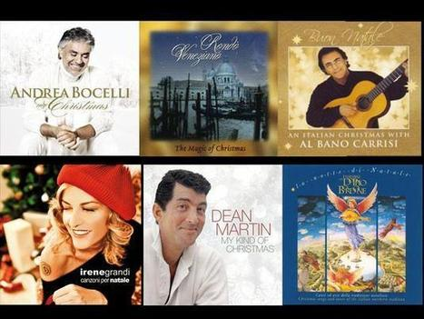 Panoram Italia - Italian Christmas Albums | Italian Entertainment And More | Scoop.it