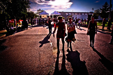 Laneways are coming to life in America | Community: Building, revitalizing, engaging | Scoop.it