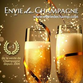 N°1 de la vente de champagne sur internet en France et en Europe (www.enviedechamp.com) | Champagne du siècle 21 | Scoop.it
