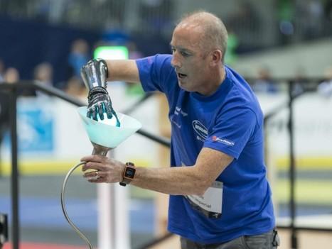 Zurich recibió las primeras olimpiadas biónicas de la historia • ENTER.CO   Bits on   Scoop.it