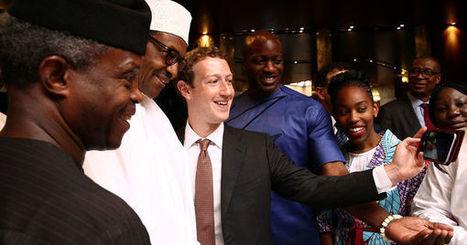 Après sa version haoussa, Facebook se lance en peul | Géopolitique de l'Afrique | Scoop.it