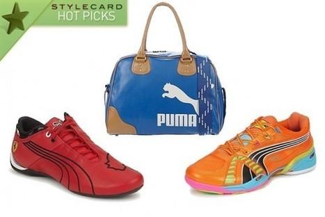 Men's Monday: StyleCard Hot Picks – PUMA at Spartoo   StyleCard Fashion Portal   StyleCard Fashion   Scoop.it