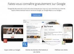 Google My Business. Une vitrine centrale pour les Pme locales - Les Outils Google | Les outils du Web 2.0 | Scoop.it