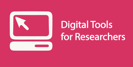 Free Digital Tools for Researchers | Educational technology , Erate, Broadband and Connectivity | Scoop.it