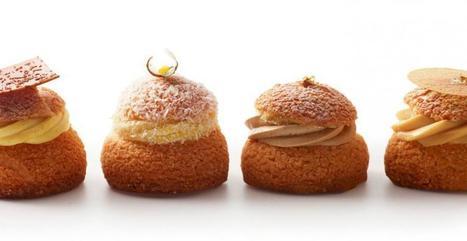 Pâtisserie : Chou-chou de Jean-François Piège - meltyFood | Les trouvailles du net | Scoop.it