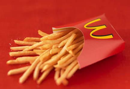 Dit zijn de 13 ingrediënten in frietjes van McDonald's | Ketchum Brussels Food Practice | Scoop.it