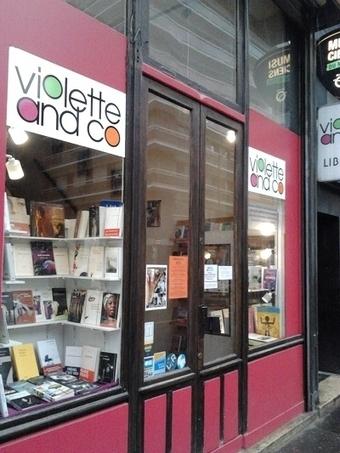 Dix années de librairie féministe : Violette & Co | Des livres, des bibliothèques, des librairies... | Scoop.it