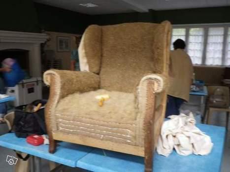 Outillage du tapissier | Ateliers de réfection de fauteuils | Cours Réfection Fauteuil | Scoop.it