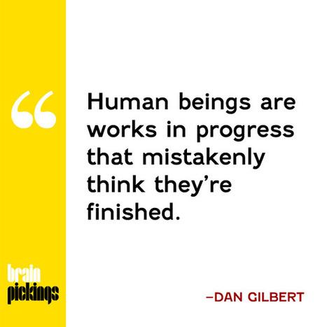 Explore – Harvard's Dan Gilbert on the psychology of your...   Art, Science, Life   Scoop.it