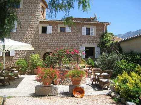 Relax And Enjoy Bays And Mountains From Soller Hotels | Rural Hotels Mallorca | Scoop.it