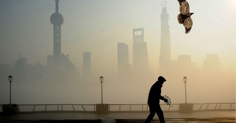 Shanghai's Disappearing Skyline: 21 Images of Record Pollution | China Pollution Awareness Network | Scoop.it