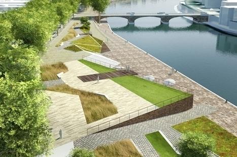 Les villes se réconcilient avec leurs fleuves | Urbanisme vivant | Scoop.it