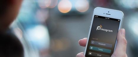 Pressgram, la app che tutela la proprietà dei contenuti su Wordpress | Curation, Copywriting and  ... surroundings | Scoop.it