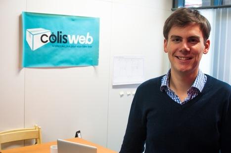 Comment créer son entreprise : rencontre avec un entrepreneur | Les articles Colisweb | Scoop.it