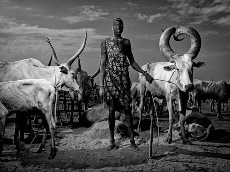 South Sudan | Photographer: Marco Crob | BLACK AND WHITE | Scoop.it