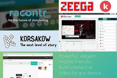 Des outils pour créer un webdocumentaire | Documentaires - Webdoc - Outils & création | Scoop.it